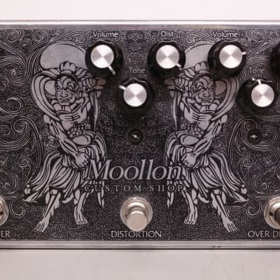 Moollon Custom Shop OD-DS Distortion/Overdrive for sale