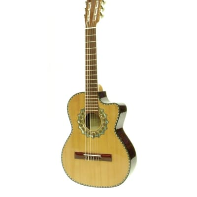 Paracho Elite Guitars Zapata Requinto for sale