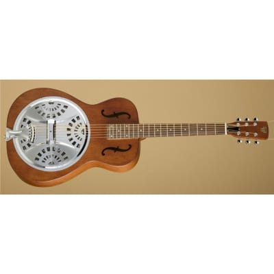 Dobro Hound Dog Resonator (Round Neck) for sale
