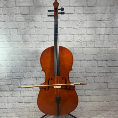 D Luca Meister Series MC100 4/4 Cello - S/N 886524631