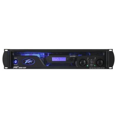 Peavey IPR2 3000 2-Channel 3000-Watt Power Amp