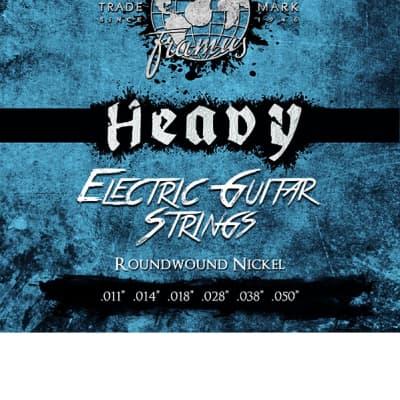 Warwick 45230-HEAVY - Framus Blue Label Heavy .011-.050 - jeu guitare électrique for sale