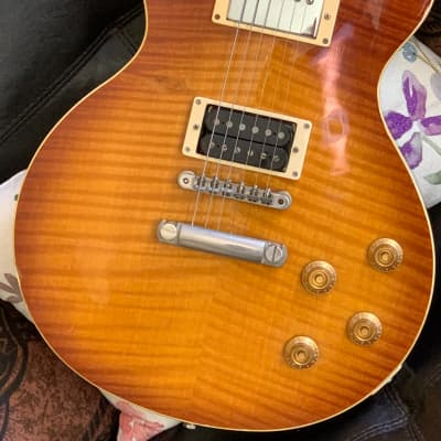1983 Fresher FL-800 Solid Flame Maple Top for sale