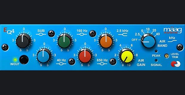 Maag Audio Maag EQ4 Plugin License | Reverb