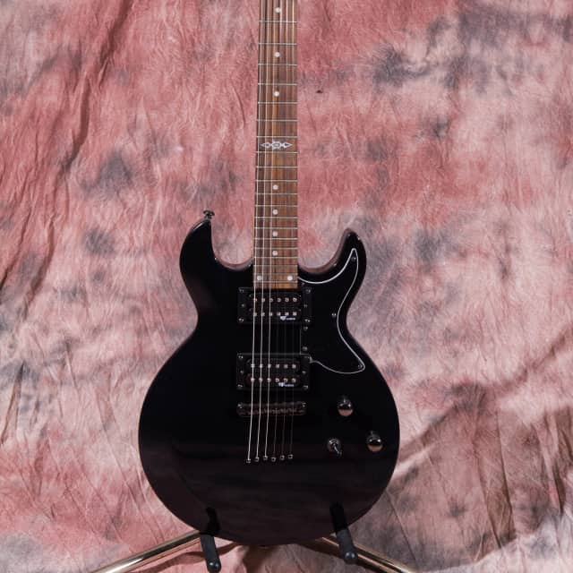 Schecter s-1 2016 Gloss black 50% off at check out blow out sale image