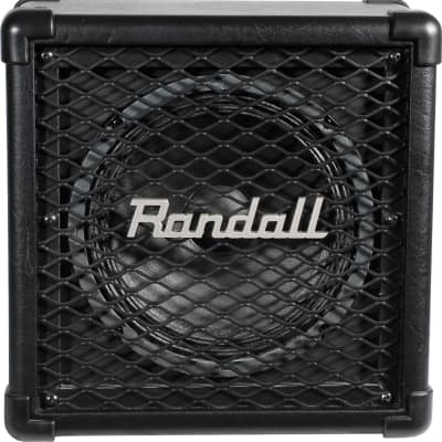 "Randall RG8 35-Watt 1x8"" Mini Guitar Speaker Cabinet"