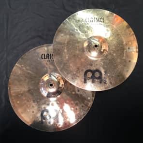 """Meinl 14"""" Classics Custom Medium Hi-Hat"""