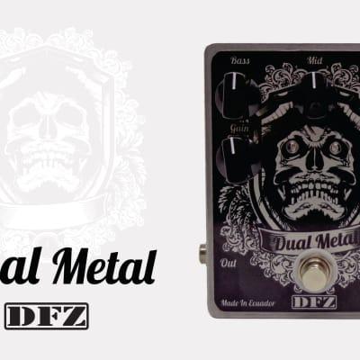 DFZ electronics Dual Metal 2019 plateado