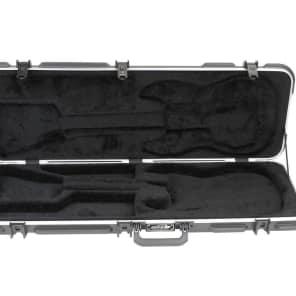 SKB 1SKB-66 Deluxe Electric Guitar Rectangular Hard Case w/ TSA Latches