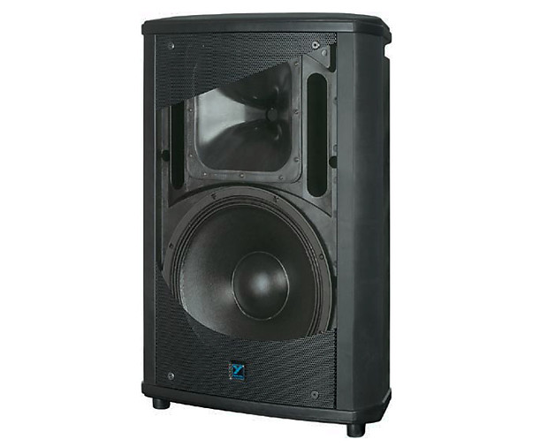 yorkville nx25p 300 watt powered speaker cabinet reverb. Black Bedroom Furniture Sets. Home Design Ideas