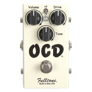 Fulltone OCD V2 Transparent Overdrive