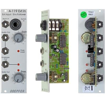 Doepfer A-119 Ext.In External Input / Envelope Follower