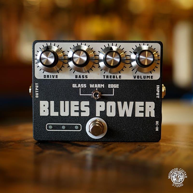 king tone guitar blues power overdrive boost pedal reverb. Black Bedroom Furniture Sets. Home Design Ideas