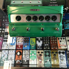 Line 6 DL4 Delay Modeler Green