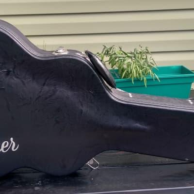 Hofner H64/22 Case for Semi-Hollow body Guitar 2019 Black