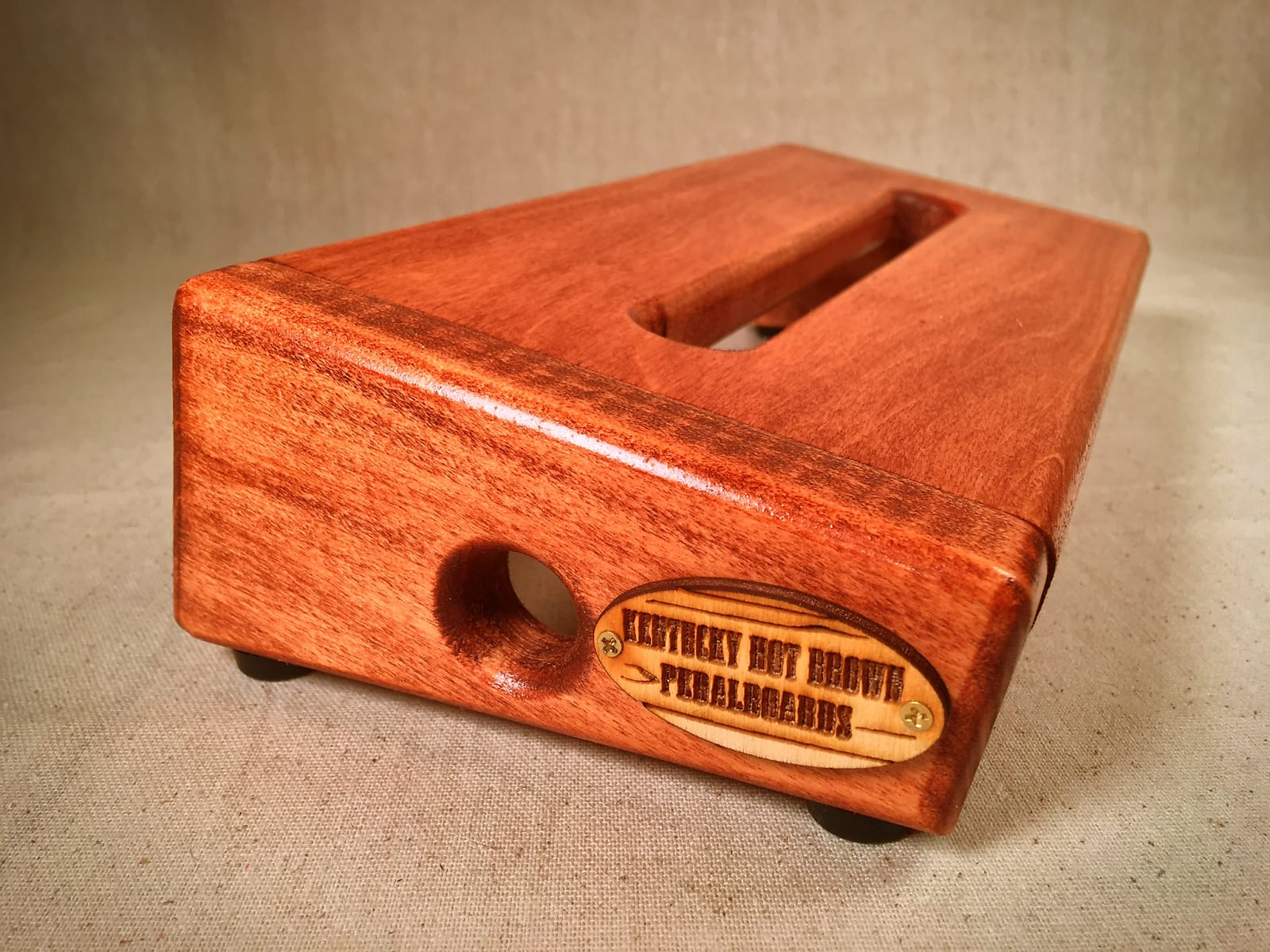 Hot Box Mini 2.0 Pedalboard Choose Color - by KYHBPB - P.O.