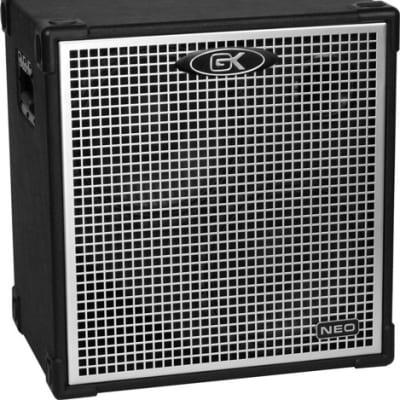 """Gallien-Krueger Neo 212-II 2x12"""" Bass Speaker Cabinet (8 Ohm)"""