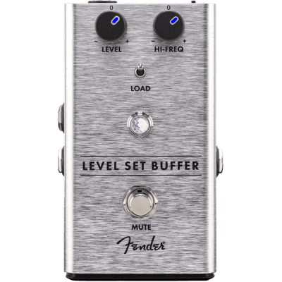 Fender Level Set Buffer Guitar Pedal - Ships FREE Lower 48 States!