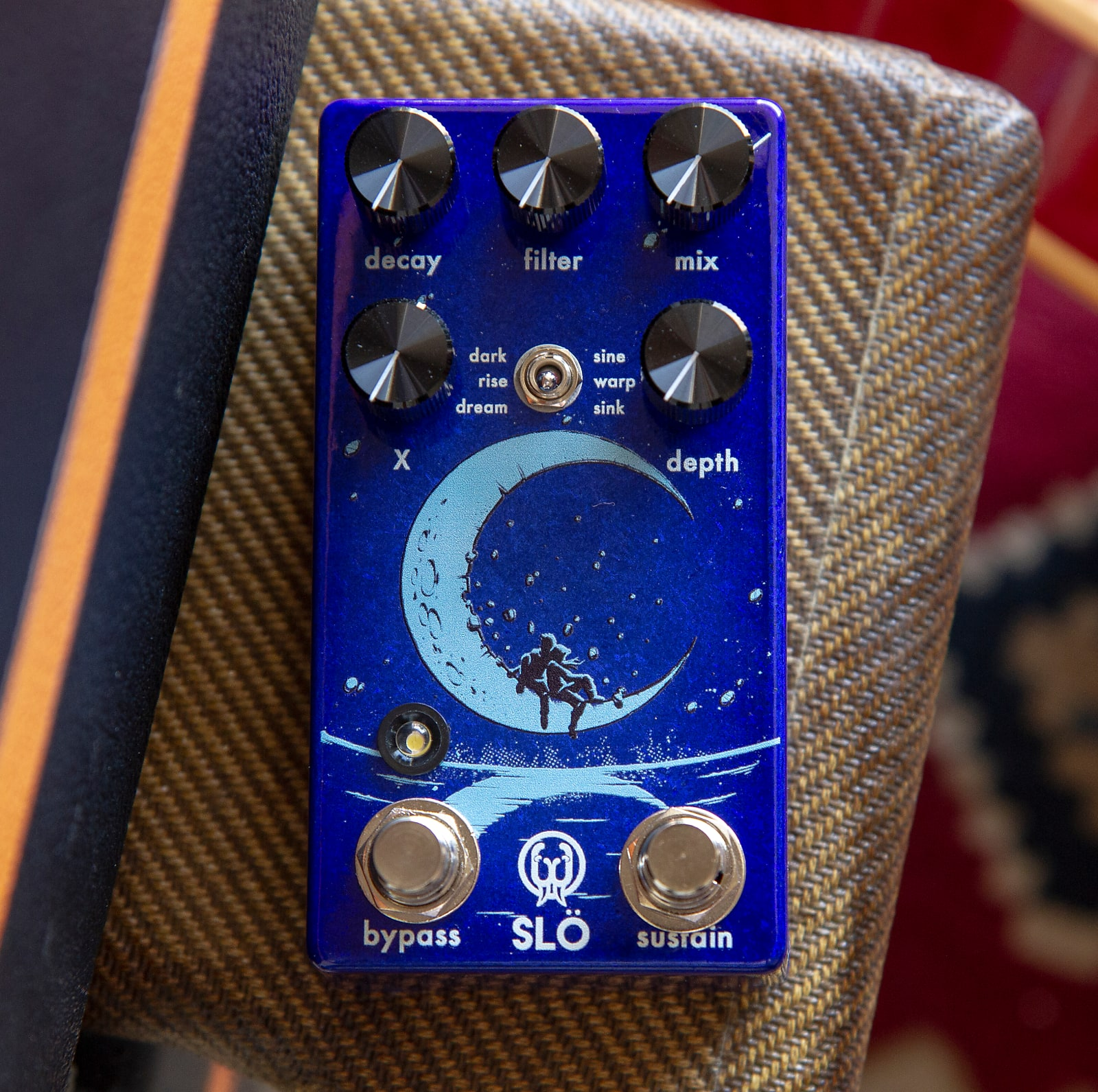 Walrus Audio Slö Multi-Texture Reverb (2019), Slo - Shipping Now!