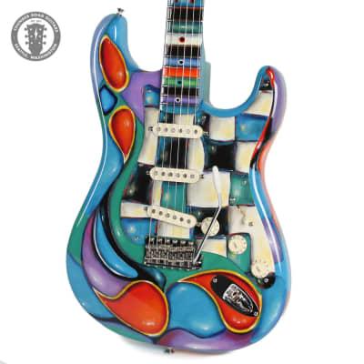2009 Fender Custom Shop '56 Abstract Strat Masterbuilt Greg Fessler for sale
