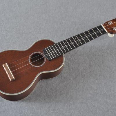 Martin Style 3 Centennial Mahogany Soprano Ukulele