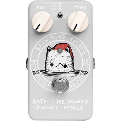 Animals BATH TIME REVERB Reverb Pedal
