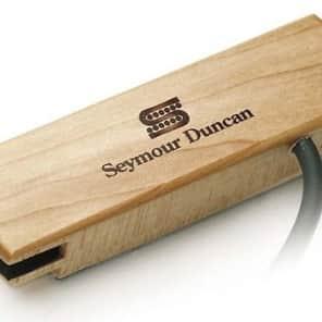 Seymour Duncan SA-3HC Woody Soundhole Pickup, Humbucker, Maple