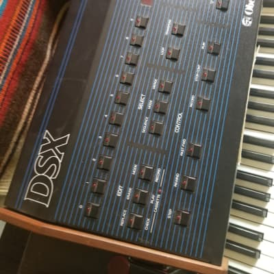 Oberheim DSX Digital Polyphonic Sequencer