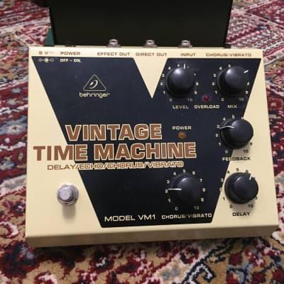 Behringer VM1 Vintage Time Machine Delay / Vibrato