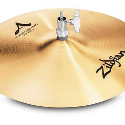 "Zildjian 14"" A Series Mastersound Hi-Hat Cymbal (Top)"