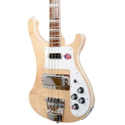 Rickenbacker Model 4003 Bass Guitar - Mapleglo (Gloss Natural) for sale
