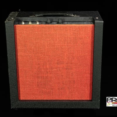 Harmony H400 A 1967 Black-red for sale
