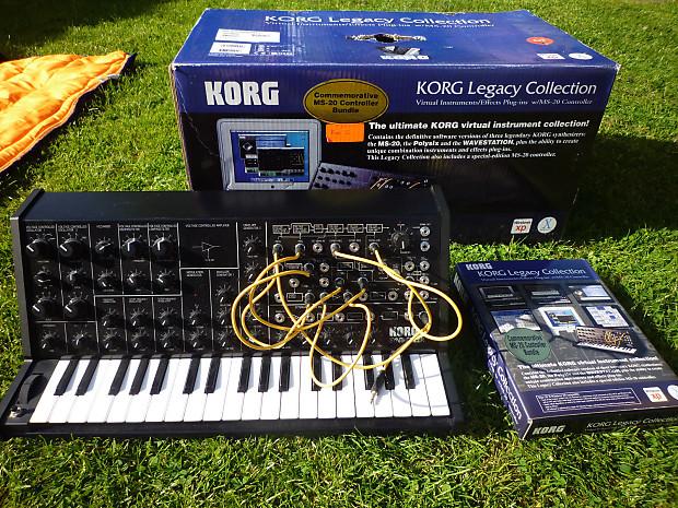 Korg MS20 Legacy controller | Vintage Precision Audio