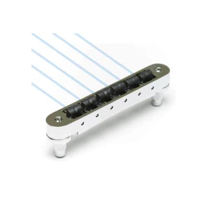 Graph Tech Ghost Loaded ResoMax NV 4mm Tune-O-Matic Bridge