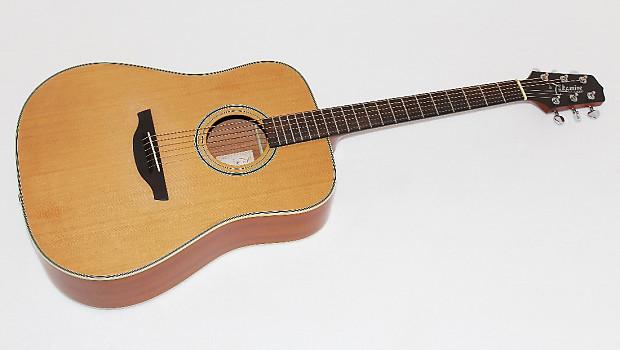takamine gs330s solid cedar top acoustic guitar w case. Black Bedroom Furniture Sets. Home Design Ideas