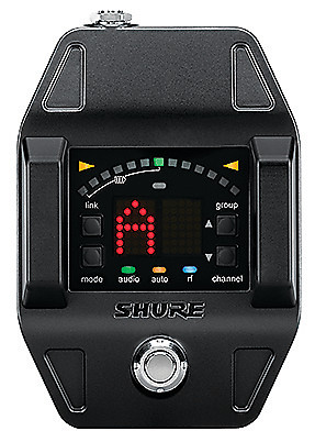 shure glx d digital wireless system guitar pedal system reverb. Black Bedroom Furniture Sets. Home Design Ideas