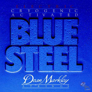 Dean Markley 2562 Blue Steel Electric Guitar Strings - Medium (11-52)