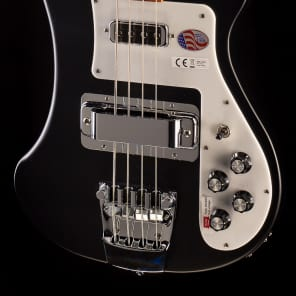 Rickenbacker 4003s Matte Black (735) for sale