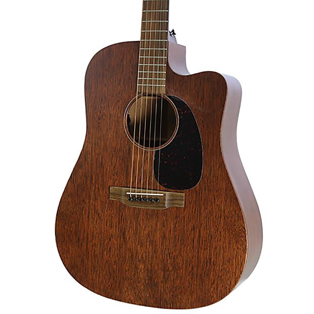 brand new martin dc 15me acoustic electric guitar reverb. Black Bedroom Furniture Sets. Home Design Ideas