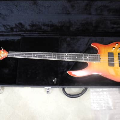 Brian Moore Guitar i4 2-Tone Cherryburst for sale