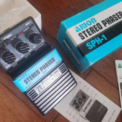 Arion SPH-1 Stereo Phaser 1980s Japan for sale