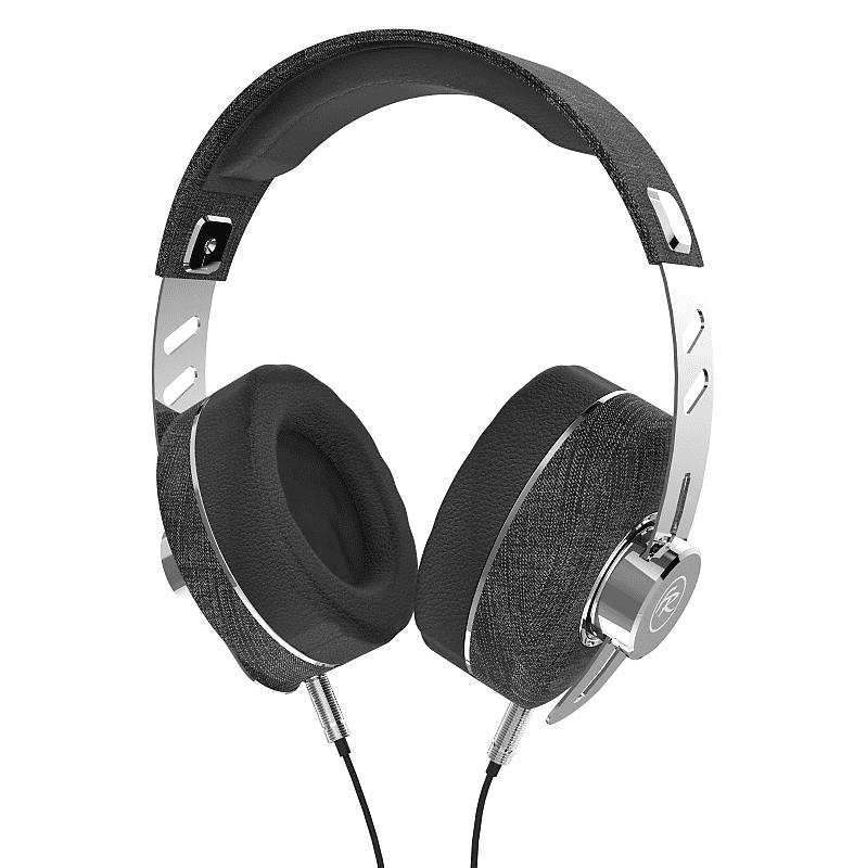 b2f6160d7e9 Floyd Rose 3D Stereo Fabric Wired Headphones - Black | Reverb