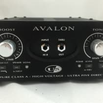Avalon U5 Direct Box / Instrument Preamp Anniversary image