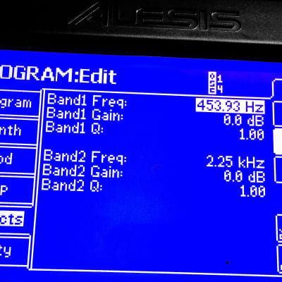 Graphic Display Upgrade - Alesis Fusion 6HD 8HD