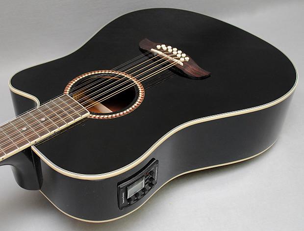 oscar schmidt od312ce 12 string acoustic electric guitar reverb. Black Bedroom Furniture Sets. Home Design Ideas