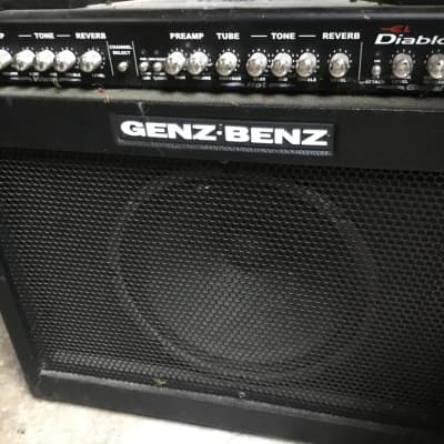 Genz Benz El Diablo 60 /30  Pentode/Triode for sale