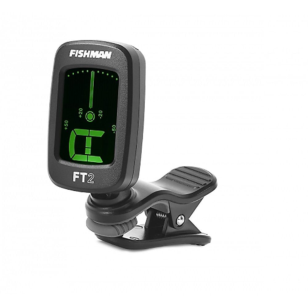 FIshman FT-2 Flip On Clip-On Digital Chromatic Headstock Tuner