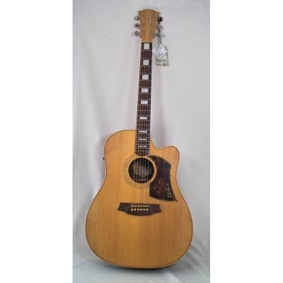 Cole Clark FL 2 EC Fat Lady Bunya / Rosewood for sale