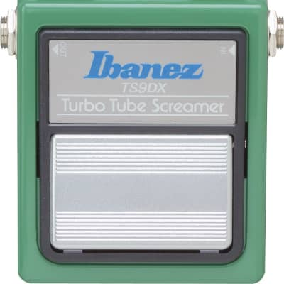 Ibanez TS9DX Pedal for sale