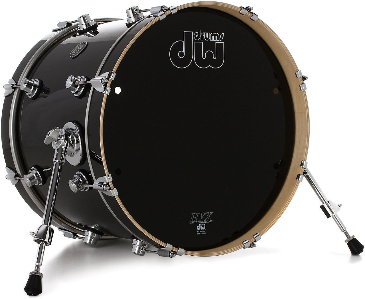Dw performance series 14x18 bass drum reverb for Sweetwater affiliate program